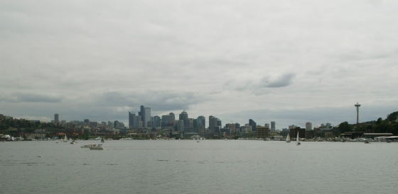 Seattle from Gas Works