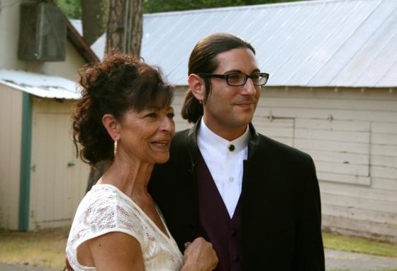 Matt & Mom