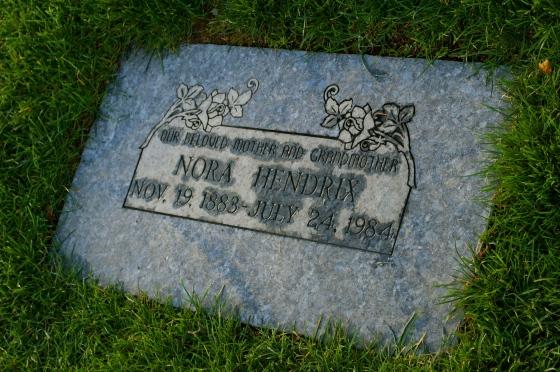 Nora Hendrix