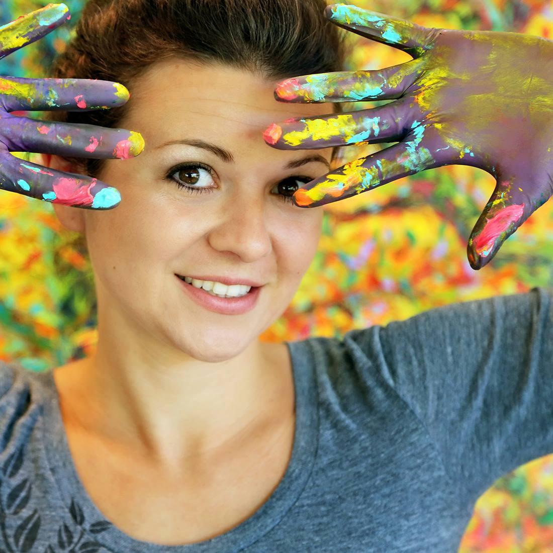 Meet: Iris | Sunshine Press House Paint Brushes