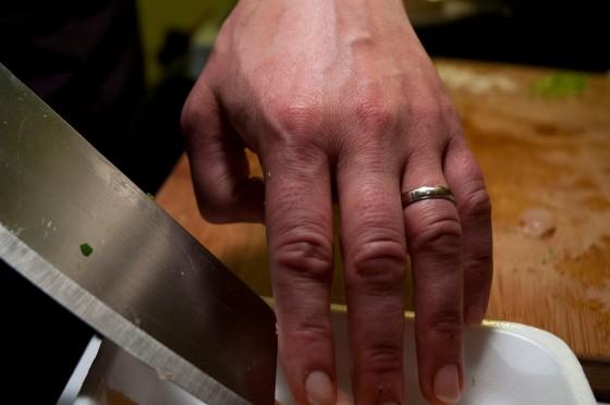 husband hand